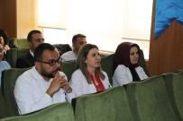 SONER ŞENEL - ERÜ Hastaneleri'nde  'Dünya Ankilozan Spondilit Günü' Etkinliği Düzenlendi
