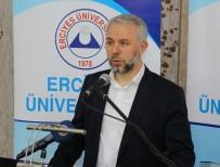 NANO TEKNOLOJI - ERÜ Rektörü Güven, STK Temsilcilerine Üniversitenin Araştırma Kimliğini Anlattı