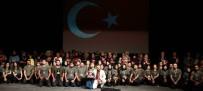 TÜRK MUSIKISI - GAÜN'de 'Bayrak Kokulu Analar Ve Bayrağı Devralanlar' Etkinliği