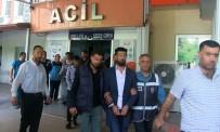 İMTİYAZ - Gazeteciye Silahlı Saldırıda Bulunan 5 Şüpheli Yakalandı