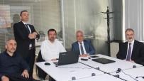 ÜNIVERSITELERARASı KURUL - Genel Sekreter Göktaş'tan Rektör Çomaklı'ya Ziyaret