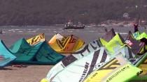 RÜZGAR SÖRFÜ - Gökova Körfezi'nde Uçurtma Sörfü Heyecanı