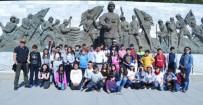 ÇANAKKALE DESTANI - Gömeç Belediyesi'nden Öğrencilere Çanakkale Gezisi
