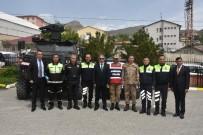 TRAFİK POLİSİ - Hakkari'de Trafik Haftası Etkinlikleri