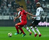 MEHMET METIN - İlk Yarıda Beşiktaş Önde