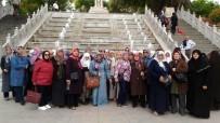 MEVLANA MÜZESİ - İnönü Belediyesi'nin Kültür Gezilerine Yoğun İlgi