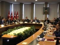 KIŞ OLİMPİYATLARI - IOC Heyeti Erzurum'dan Mutlu Ayrıldı