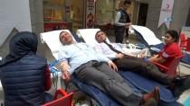 ADALET SARAYI - İstanbul Adliyesi'nde Kan Bağışı Kampanyası