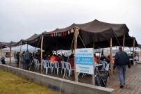 TAŞIMALI EĞİTİM - Kalabak'ta Geleneksel Keşkek Hayrı