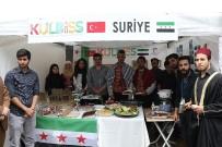 YABANCI ÖĞRENCİLER - KBÜ'de 55 Farklı Ülkenin Öğrencileri Kendi Kültürlerini Tanıttı