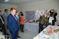 NURI ÖZDER - Keşan'da HEM'in Yıl Sonu Sergisi Açıldı