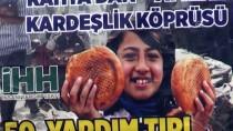 REYHANLI - Kilis'ten Suriye'ye 20 Tırlık İnsani Yardım