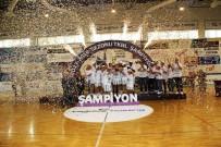 BASKETBOL KULÜBÜ - Kırçiçeği Bodrum Basketbol Takımı Süper Lig'e Çıktı
