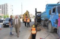 Kozan'da Doğalgaz İçin İlk Kazma Vuruldu
