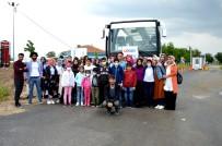 ASLANTEPE - Lösemili Çocuklar Malatya'da Tarihi Mekanları Gezdi
