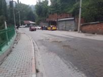 AHMET TANER KıŞLALı - Mahalleliden Kanalizasyon Tepkisi