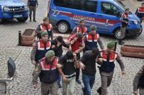 Maskeli Kasa Hırsızları 200 Güvenlik Kamerası Sayesinde Yakalandı