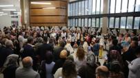 ÇOCUK MECLİSİ - MELMEK'te Kağıt Rölyef Ve İğne Oyası Sergisi Açıldı