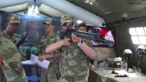 UZAKTAN KUMANDA - Milli Savunma Teknolojileri Efes-2018'De Sergilendi