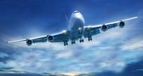 UÇAK TRAFİĞİ - Nisan Ayında 16 Milyon Kişi Uçtu