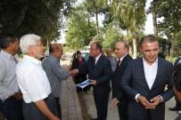 HÜSEYIN SÖZLÜ - Oprukçu Açıklaması 'Asfalt Bozma Bedelini AYKOME'ye Ödüyoruz'
