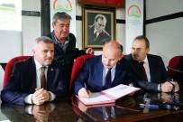 TARIM SİGORTASI - Proje Sahipleriyle Bireysel Sulama Sistemleri Hibe Sözleşmesi İmzalandı