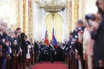 BILIM ADAMLARı - Putin Yemin Etti