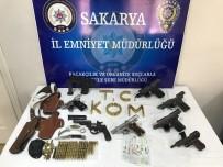 İHALEYE FESAT - Sakarya'da Suç Örgütüne Operasyonda 19 Gözaltı