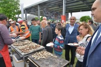 TURAN ÇAKıR - Samsun'da 'Mantar Şenliği'
