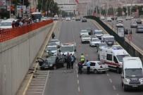 NECMETTIN CEVHERI - Şanlıurfa'da Trafik Kazası Açıklaması 2 Yaralı