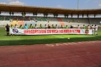 KAHRAMANMARAŞSPOR - Şanlıurfaspor - Kahramanmaraşspor Maçında Örnek Davranış