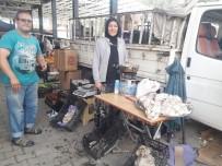 İSTIRIDYE - Şaphane'de İlginç Bir Satış Yöntemi