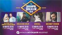 ALEYNA TİLKİ - Şarampol Caddesi Şenliği Başlıyor