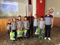 BİLGİ YARIŞMASI - Sarıgöl Şehit Akay Ortaokulu Bilgi Yarışmasında Finale Kaldı