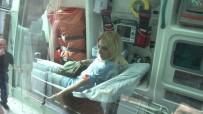 KADINA ŞİDDET - Sevgilisi sabaha kadar dövdü