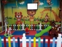 DİŞ TEDAVİSİ - Siverek Diş Hastanesinde Çocuklara Özel Poliklinik