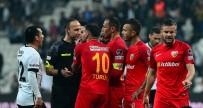 MEHMET METIN - Spor Toto Süper Lig Açıklaması Beşiktaş Açıklaması 2 - Kayserispor Açıklaması 0 (İlk Yarı)