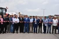 HAYVAN PAZARI - Tarsus'ta Traktör Pazarı Açıldı