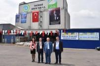 OSMAN YAŞAR - Tekirdağ Birlik Yem Fabrikası'nın Tanıtım Toplantısı Gerçekleşti
