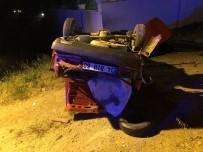 YENIÇIFTLIK - Tekirdağ'da Feci Kaza Açıklaması 11 Yaralı