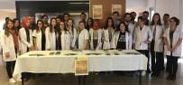 KATARAKT - Tıp Öğrencileri, Kurdukları Stantta Güneşin Yarar Ve Zararlarını Anlattılar