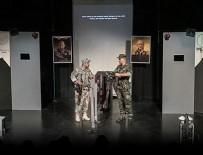 DEVLET TIYATROLARı - Tiyatro 'Sınır' tanımadı