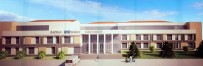 İSMAİL KARAKULLUKÇU - Toyotasa Hastanesinde İnşaat Çalışmaları Sürüyor