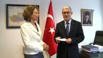 BARıŞ GÜCÜ - Türkiye'den Kıbrıs Kayıp Şahıslar Komitesi'ne 100 Bin Dolarlık Yardım