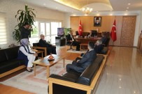VAKIFLAR HAFTASI - Vali Kamçı'ya Vakıflar Haftası Ziyareti