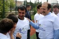 Vali Pehlivan 1. Zeytin Dalı Engelliler Spor Oyunları Ödül Törenine Katıldı