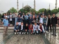 BOĞAZ TURU - Vezirhan Belediyesi, İstanbul Gençlik Gezisi Düzenledi