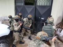 Zehir Tacirlerine JÖH'ten Nefes Kesen Operasyon Açıklaması 59 Gözaltı