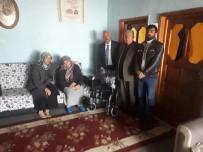 KAYHAN - AK Parti'den Yaşlı Ve Engellilere Ziyaret