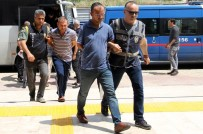 KAMU GÖREVLİSİ - Alanya'daki Fuhuş Operasyonunda Gözaltına Alınan 14 Şüpheli Adliyede